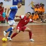 Bóng đá - Đội tuyển Futsal VN đón nhà vô địch châu Á