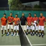Thể thao - Quần vợt VN thắng dễ Campuchia ở Davis Cup 2013