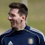 Bóng đá - Hiệu suất khủng của Messi: 32 phút,1 bàn