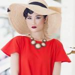Thời trang - Cô nàng cao gày học Kha Mỹ Vân mặc đẹp