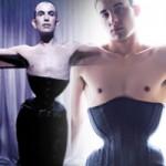 Thời trang - Đàn ông cũng có quyền mặc áo nịt cơ thể!