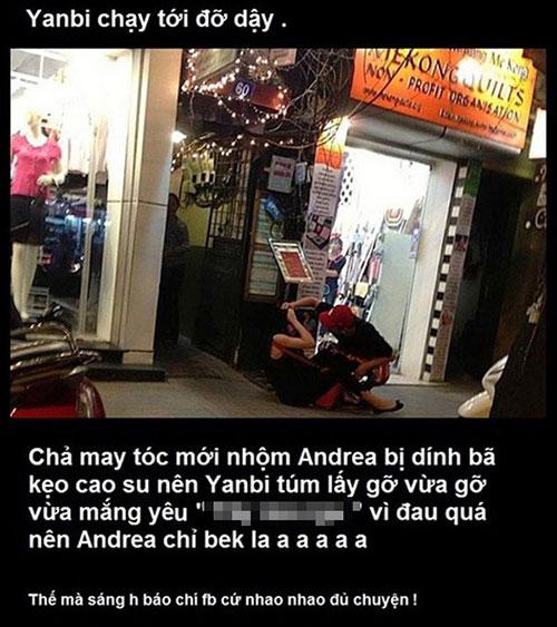 Dân mạng chế ảnh trai đẹp và vụ Andrea - 4