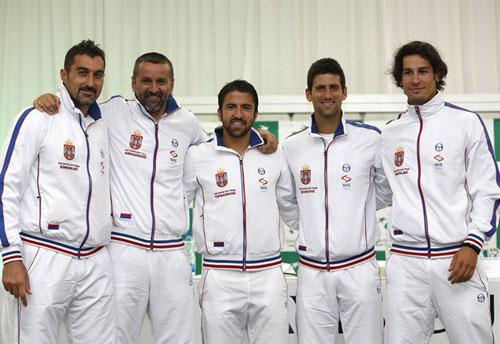 BK Davis Cup: Djokovic & nhiệm vụ đặc biệt - 1