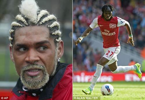 Benzema tái hiện kiểu tóc kỳ dị - 5