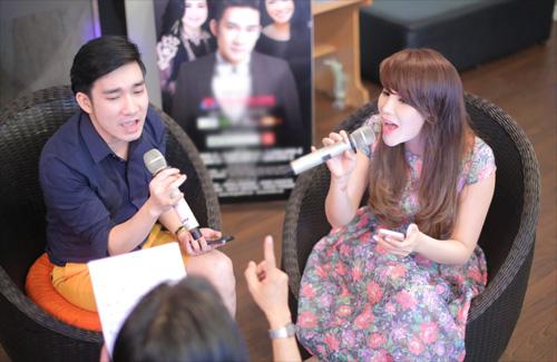 Quang Hà cùng đàn chị chuẩn bị liveshow - 6