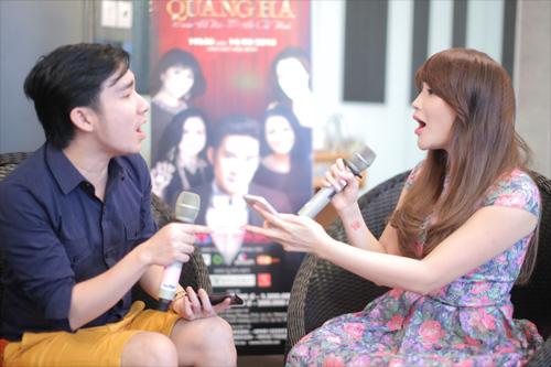 Quang Hà cùng đàn chị chuẩn bị liveshow - 7