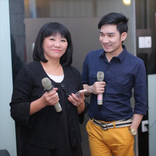 Quang Hà cùng đàn chị chuẩn bị liveshow - 9