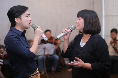 Quang Hà cùng đàn chị chuẩn bị liveshow - 10