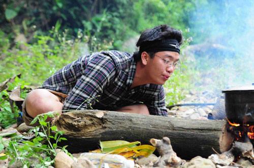 Sao Việt trải nghiệm cuộc sống nguyên thủy - 9