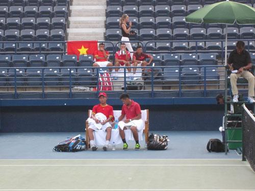 Thắng Pacific Oceania, quần vợt VN có cơ hội lên hạng ở Davis Cup - 2