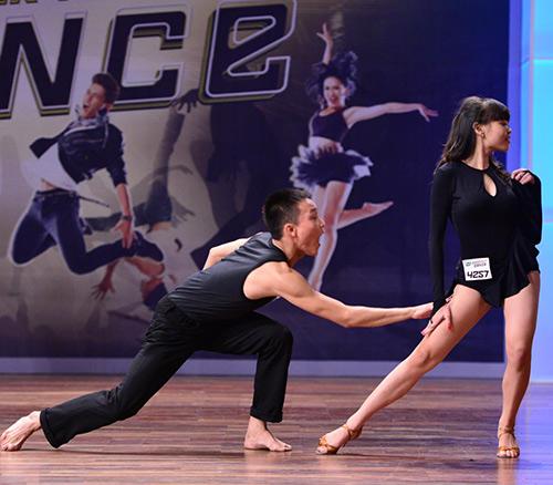 Thí sinh Bước nhảy chinh phục top 20 - 5
