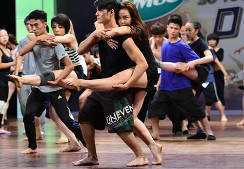 Thí sinh Bước nhảy chinh phục top 20 - 4