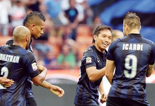 Serie A trước V3: Đại chiến Inter-Juventus - 1