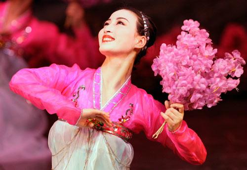 Tiết lộ ít biết về dàn nhạc mỹ nhân Triều Tiên - 4