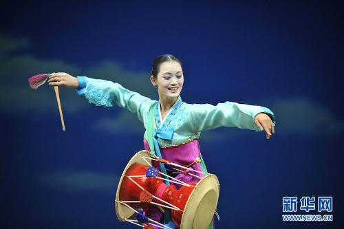 Tiết lộ ít biết về dàn nhạc mỹ nhân Triều Tiên - 12