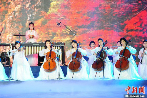 Tiết lộ ít biết về dàn nhạc mỹ nhân Triều Tiên - 20