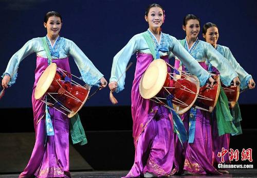Tiết lộ ít biết về dàn nhạc mỹ nhân Triều Tiên - 14