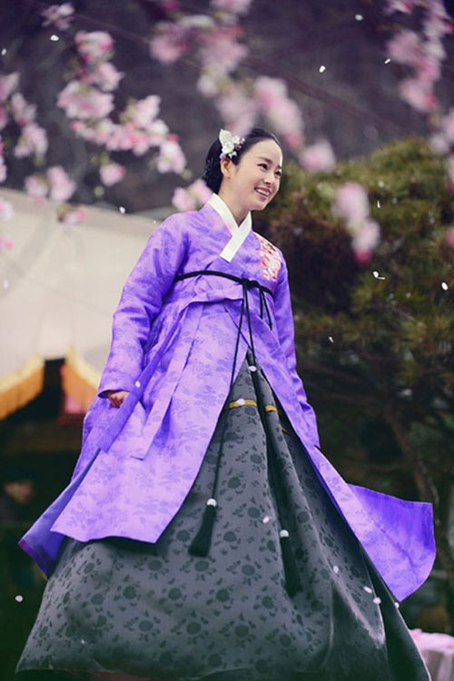 Những cảnh hoa tuyệt đẹp trên phim Hàn - 12