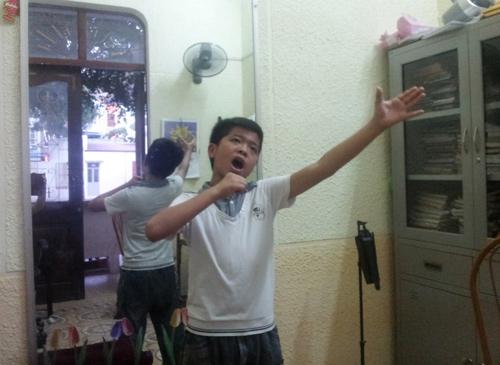 Gặp cô giáo thanh nhạc của Quang Anh - 2