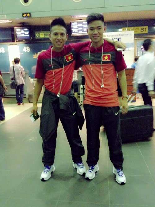Cầu thủ U23 Việt Nam khoe ảnh đi Hungary - 8