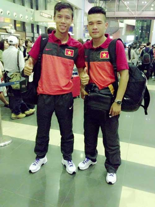 Cầu thủ U23 Việt Nam khoe ảnh đi Hungary - 9