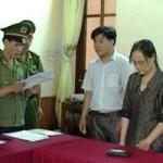 An ninh Xã hội - Khởi tố 1 phó chủ tịch huyện lập dự án khống