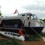 Tin tức trong ngày - Ra mắt tàu cao tốc đầu tiên đóng ở Việt Nam