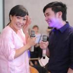 Quang Hà cùng đàn chị chuẩn bị liveshow