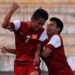 """Bóng đá - Xem """"lính"""" bầu Đức """"hành hạ"""" U19 Malaysia"""