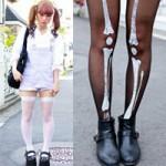 Thời trang - Giới trẻ Tokyo đi tất thế nào?