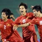 Bóng đá - ĐT nữ Việt Nam có trận thắng đầu tiên