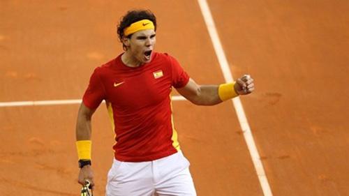 Nadal - Stakhovsky: Hủy diệt (Play-offs Davis Cup) - 1