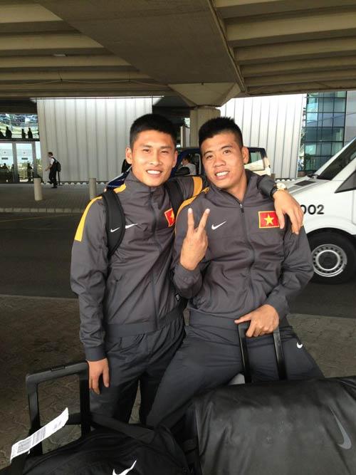Cầu thủ U23 Việt Nam khoe ảnh đi Hungary - 7