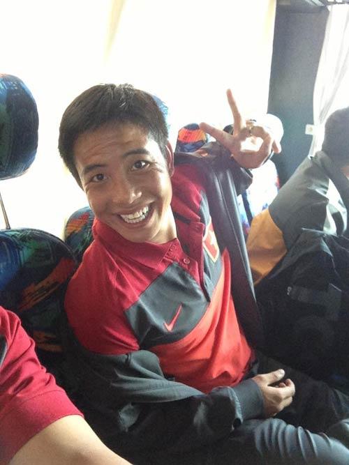 Cầu thủ U23 Việt Nam khoe ảnh đi Hungary - 4