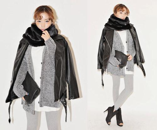 4 lưu ý cho cô nàng mê áo khoác da - 14