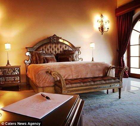 Khu nghỉ mát đắt nhất TG 40.000 bảng/đêm - 9