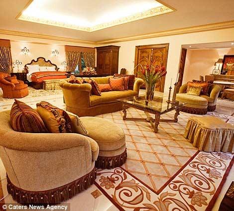 Khu nghỉ mát đắt nhất TG 40.000 bảng/đêm - 10
