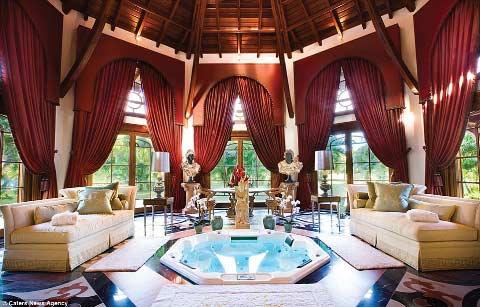 Khu nghỉ mát đắt nhất TG 40.000 bảng/đêm - 3