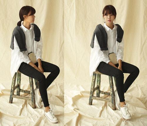 Giúp nàng công sở chọn áo len sành điệu - 10