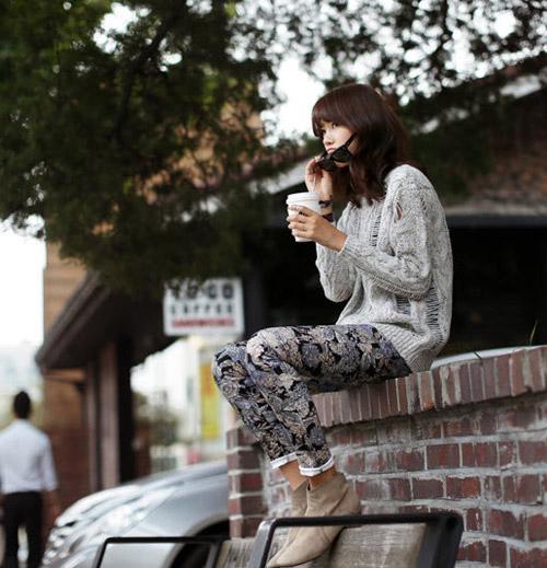 Giúp nàng công sở chọn áo len sành điệu - 2