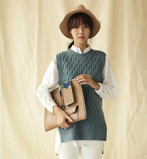 Giúp nàng công sở chọn áo len sành điệu - 11