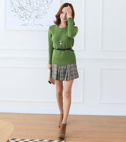 Giúp nàng công sở chọn áo len sành điệu - 5