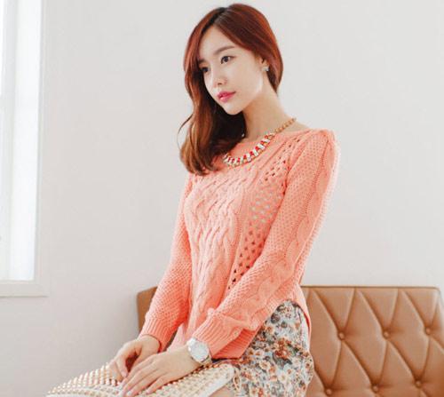 Giúp nàng công sở chọn áo len sành điệu - 16