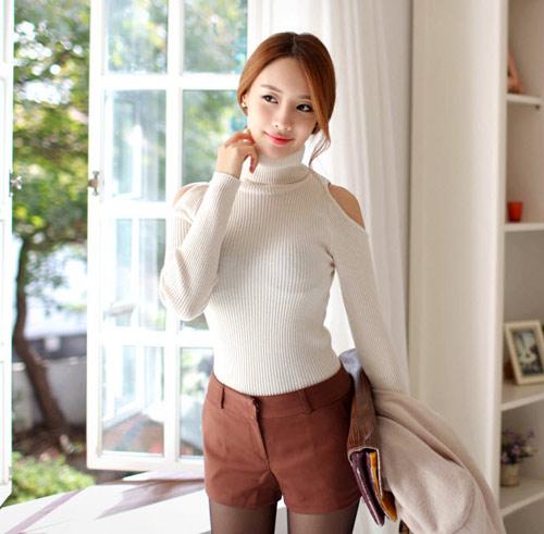 Giúp nàng công sở chọn áo len sành điệu - 14