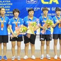 Giải bóng bàn Cây vợt vàng 2013: Tiếc cho Petrosetco TP HCM