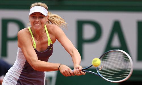 Sharapova chưa hẹn ngày trở lại - 1