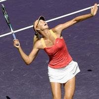 Sharapova chưa hẹn ngày trở lại