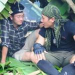 Sao ngoại-sao nội - Linh Sơn - Đoàn Mạnh cãi nhau vì dựng lều