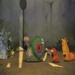 Video Clip Cười - Phim hoạt hình Larva: Đau bụng