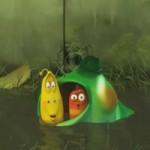 Video Clip Cười - Phim hoạt hình Larva: Đầm lầy